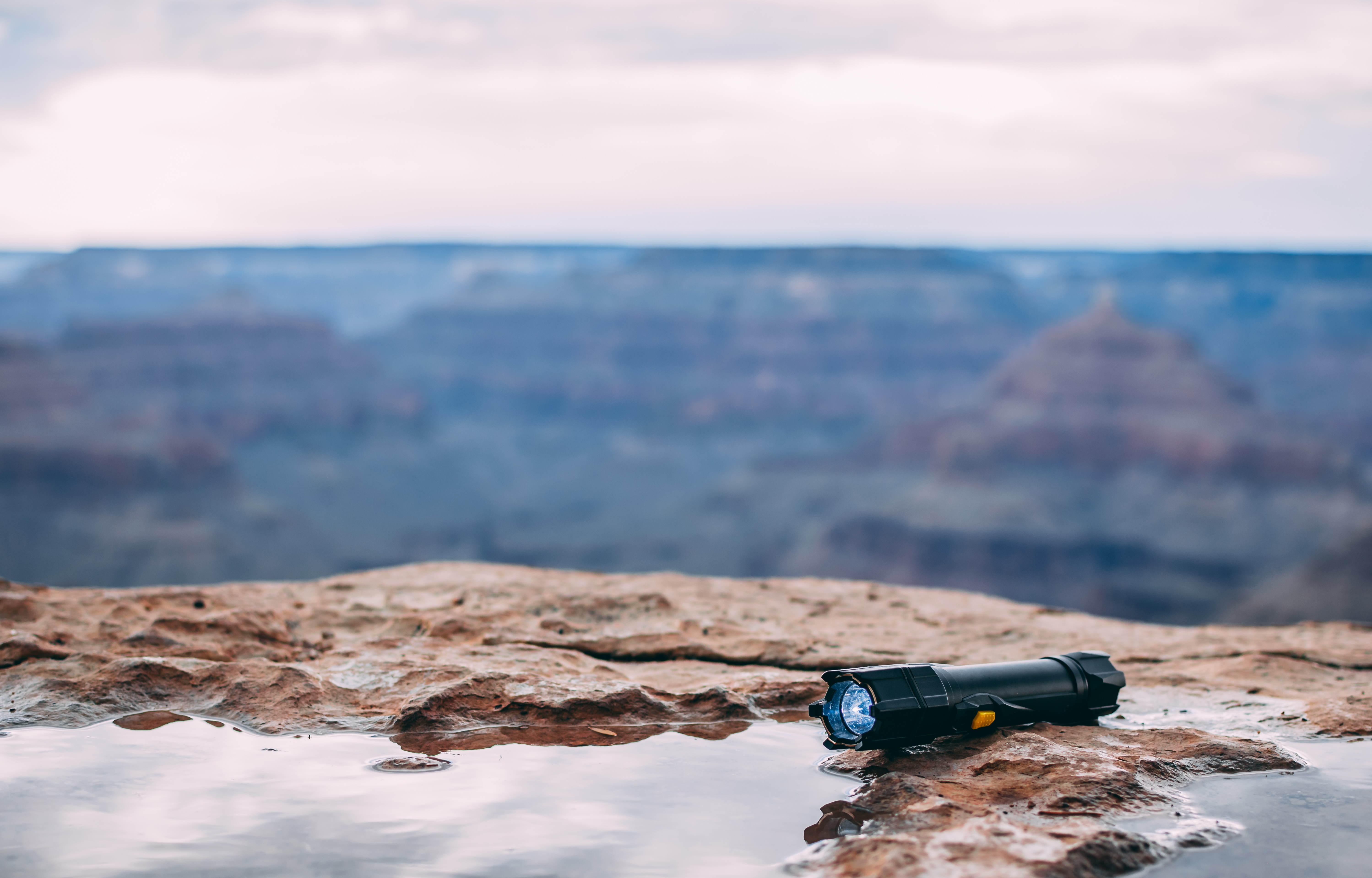 The TASER Strikelight Grand Canyon