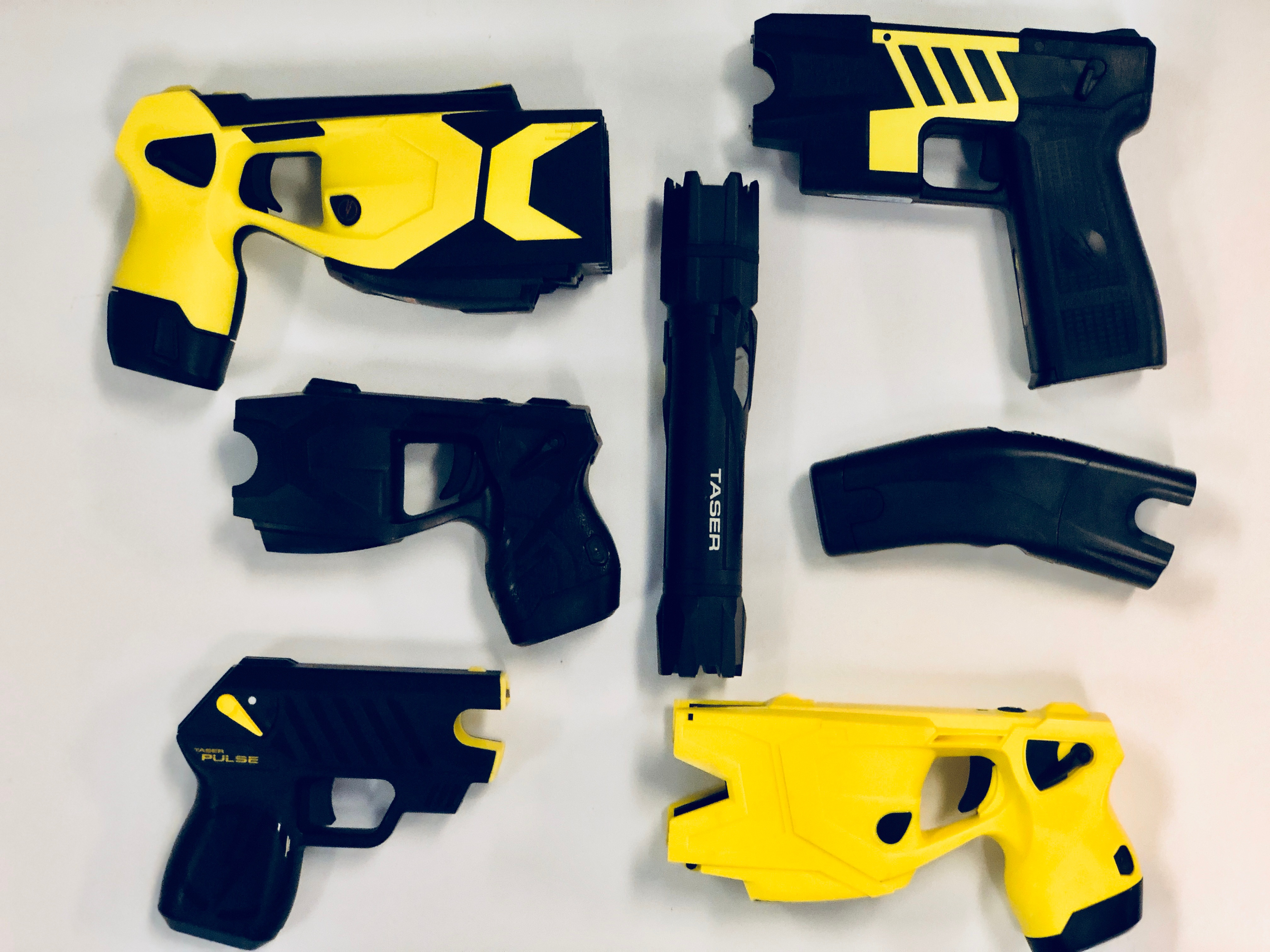 TASER Devices All Generations