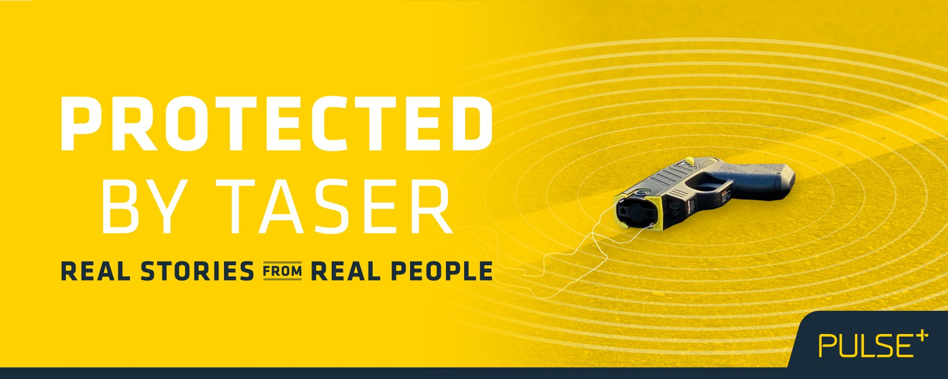 Protected-by-taser